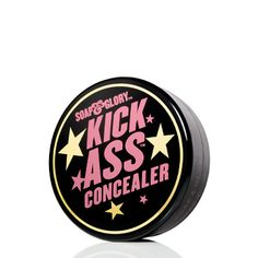 Kick Ass Concealer™. Need some of this right now!
