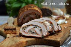 Chops Recipe, Polish Recipes, Pork Chop Recipes, Pork Chops, Delish, Steak, Grilling, Recipies, Food And Drink