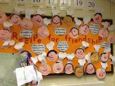 Recipe for Friendship Display Love the hats Anti Bullying Week, Anti Bullying Activities, Bullying Lessons, Social Emotional Activities, Eyfs Activities, Kindergarten Activities, Friendship Recipe, Friendship Lessons, Friendship Theme