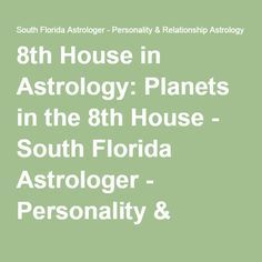 7 planets in one house astrology