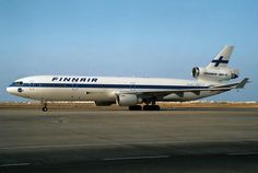 January 10, 1990: The McDonnell Douglas MD-11 took it's first flight. Launch customer Finnair.