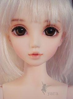 Boneca SD a yara uma boneca BJD trimestre enviada olhos maquiagem Frete Grátis bjd China em Bonecas de Brinquedos & Lazer no AliExpress.com