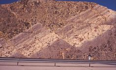 Normal and thrust faults by Sezgin Aytuna, via Flickr