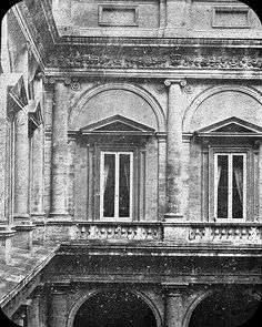 Palazzo Farnese: The Aqueduct Club