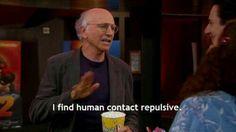 Larry David lol