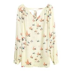 Forever Love Dove Print Stylish Top