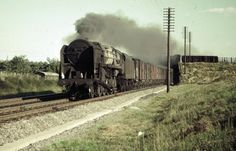 GWR - Gloucestershire's mainline heritage railway - 9Fs past and present