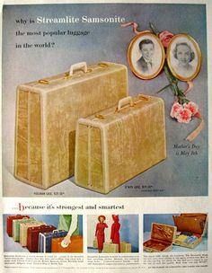 Samsonite Streamlite Luggage