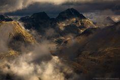 Piz Bever - Piz Bever, Engadina, Switzerland. Photography by Tobias Ryser