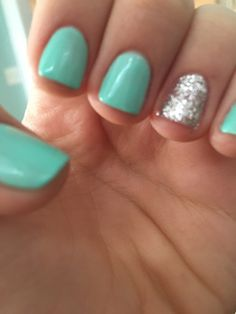 Gorgeous no chip nails !