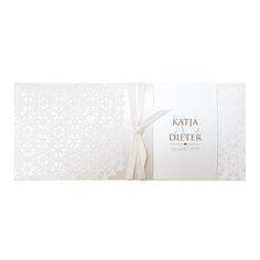 Elegante Hochzeitskarten mit trendigem Blumenmotiv bei Top
