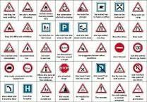 Resultado de imagem para sinais de trânsito