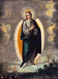 Francisco Pacheco - Inmaculada Concepción maitres velazquez