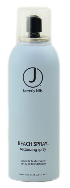 J Beverly Hills Beach Spray Texturizing Spray...I love this!!! It does greatness for my hair!!!