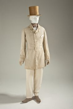 Man's Frock Coat | Collections Online
