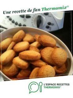 Palets Bretons par rougechoups. Une recette de fan à retrouver dans la catégorie Pâtisseries sucrées sur www.espace-recettes.fr, de Thermomix®.