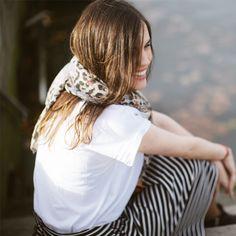 ¡Empezamos la semana!  No hay nada mejor para afrontarla que una buena sonrisa y un buen look. :D