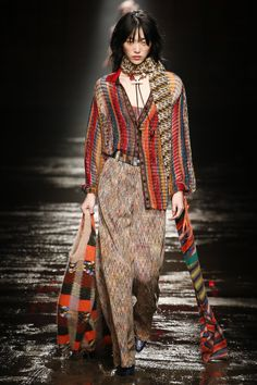 Missoni Fall 2018 Ready-to-Wear Fashion Show Collection