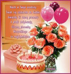 Happy Birthday Pictures, Birthday Quotes, Happy Friday, Birthdays, Birthday Cake, Table Decorations, Desserts, Html, Postcards