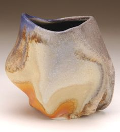 Teabowl with Blue by Jack Troy