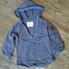 Selling this Free people hoodie! in my Poshmark closet! My username is: jenylulu. #shopmycloset #poshmark #fashion #shopping #style #forsale #FreePeople #Tops