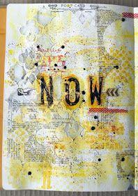Au bout de mes doigts: Art Journal - #4
