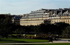 Le Meurice Paris. Between September 1940 and August 1944, the hotel was requisitioned by the German occupation authorities. In August 1944, the Meurice became the headquarters of General Dietrich von Choltitz, the military governor of Paris. von Choltitz famously disobeyed Hitler's commands to level the city of Paris.