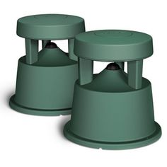 Bose Free E 51 Series 2 Way Landscape Patio Outdoor Speakers With 6 Woofers Green