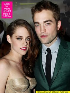 Robert Pattinson and Kristen Stewart Sexiest Hollywood Couple