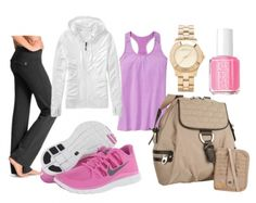 Be cute AND comfy in the parks! Stylish athletic gear for Disney or any amusement park. Sporty Outfits, Mom Outfits, Athletic Outfits, Athletic Wear, Fall Outfits, Fashion Outfits, Fitness Outfits, Mom Fashion, Kelly Fashion