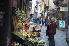 Bella Napoli. Street View