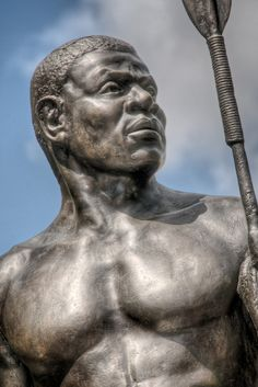Zumbi Dos Palmares | Zumbi was a famous freedom fighter who … | Flickr