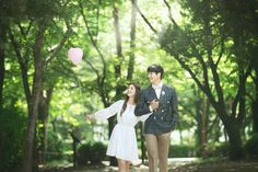 Korea Pre-Wedding Photography in Studio & Dosan Park, Seoul by May Studio on OneThreeOneFour 22