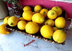 🍋Πώς διατηρούμε τα λεμόνια και τον χυμό τους συνταγή από Χρυσούλα Κοντοπούλου - Cookpad Mango, Lime, Fruit, Recipes, Food, Manga, Limes, Recipies, Essen
