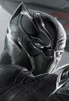 Black Panther, from Captain America Civil War film, 2016 Marvel Comics, Marvel Heroes, Marvel Avengers, Avengers Cartoon, Captain Marvel, Jack Kirby, Age Of Ultron, Stan Lee, Hulk