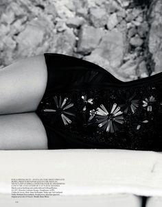 Kate Moss for Vogue UK June 2013 | 116 | Patrick Demarchelier