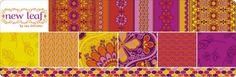 Fab Fabrics: New Organic Cotton Designs from Daisy Janie