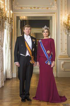Z.M. Koning Willem-Alexander en H.M. Koningin Máxima der Nederlanden (2013 - ).