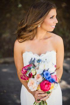 Photography: Ken Kienow  Read More: http://www.stylemepretty.com/california-weddings/2014/05/19/headlands-center-for-the-arts-wedding/