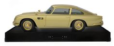 Gold-Plated Aston Martin DB5 One-Third Scale Model Up For Auction At Christie's