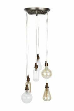 wilko cluster pendant ceiling light fitting at wilko com decor