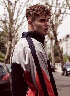 Sam Fender: The View From The Brink Of Superstardom #outerwear #fashion #streetfashion #hair #hairstyle #male #forehead #cool