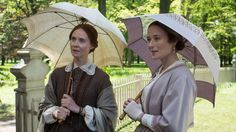 All about the new Period Drama: A Quiet Passion, about the life of American poet Emily Dickinson, starring Cynthia Nixon and Jennifer Ehle