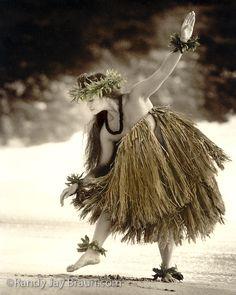 Women of Hula - Randy Jay Braun Photography