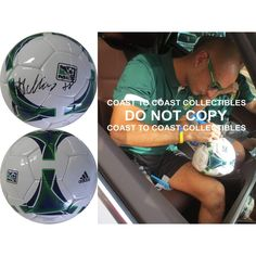 Aurelien Collin Sporting Kansas City signed 55f2b4862