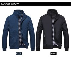 Mens Plus Size Zipper Fashion Lapel Casual Jacket Overcoat Waterproof Outdoor Sports Coat at Banggood