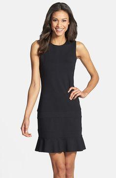 FELICITY & COCO Tulip Hem Knit Dress (Regular & Petite) Nordstrom