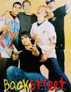 1997, Backstreet Boys.   jleerosmusic