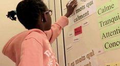 Une école fait de l'empathie sa règle : les résultats sont spectaculaires Projects To Try, France 3, Calm Classroom, Kids Learning, Elementary Schools, Vocabulary