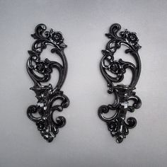 Vintage Syroco Sconces